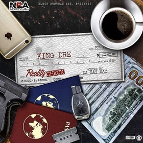 Reality Check King Dre front cover