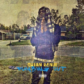 "Quian Benjii ""Dumbing Out"" MellDopeAF front cover"