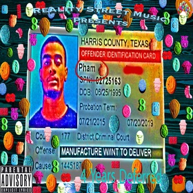 4 Years Deferred EP Pham front cover