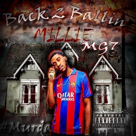 Back 2 Ballin Millie Banz front cover
