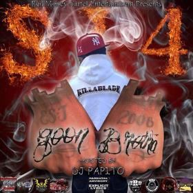 Strong Island 4: Goon Brotha KillaBlade  front cover