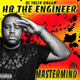 Mastermind HB The Engineer front cover