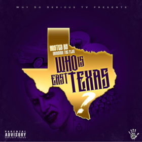 Who Is East Texas? Darkskin The Plug front cover