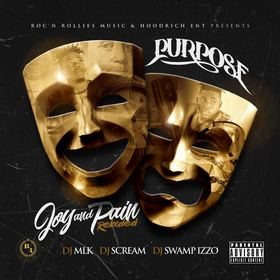 Joy & Pain (Reloaded) Purpose front cover