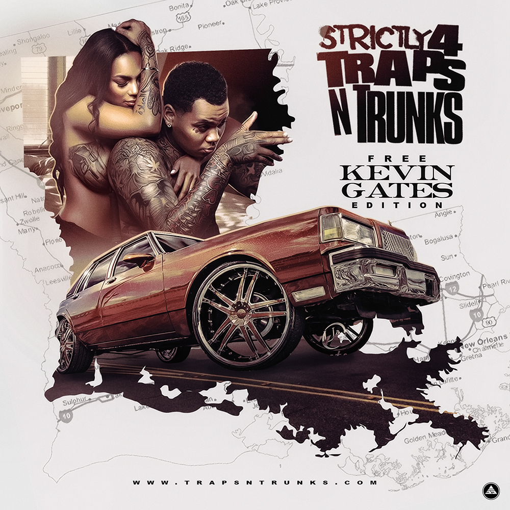 Traps-N-Trunks - Strictly 4 The Traps N Trunks (Free Kevin