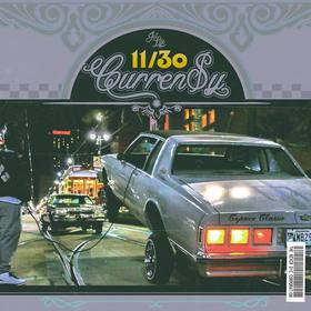 Andretti 11/30 Curren$y front cover