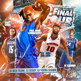 Final Four (North Texas 2k14) DJ Young Shawn front cover