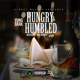 Hungry & Humbled Yung Dark front cover