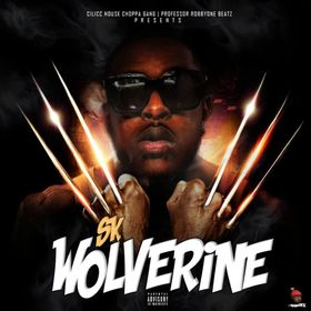 Sk x Robby One - Wolverine Heavy G front cover
