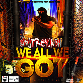 We All We Got Stayin' Hi Records front cover