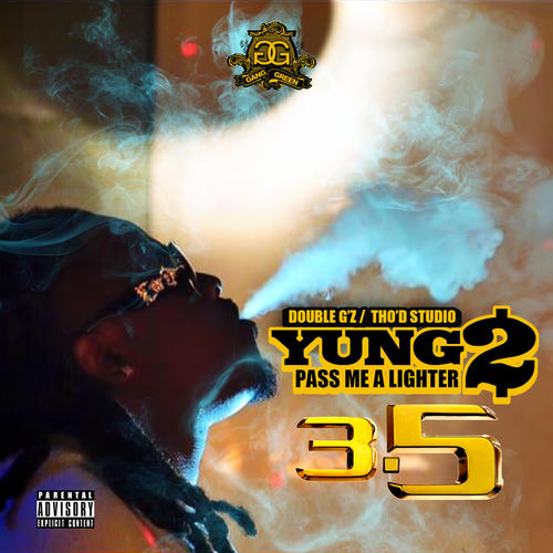 Pass Me A Lighter 35 Yung 2 Front Cover