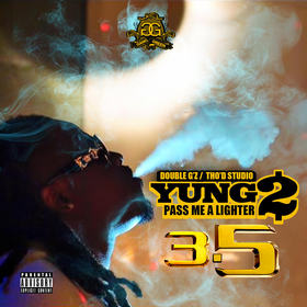Pass Me A Lighter 3.5 Yung 2 front cover