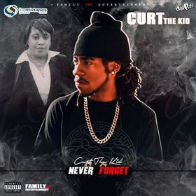 Never Forget BankRoll Curt front cover