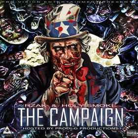 The Campaign RZAK front cover