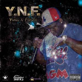 Yung & Flashy YNF Blizzard front cover