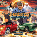 Unsigned Revolution (Hosted By Centric) DJ King Flow front cover