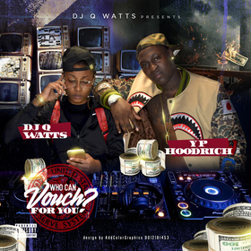 Who Can Vouch For You? YP HoodRich front cover
