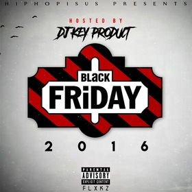 Black Friday 2016 #HipHopIsUs front cover
