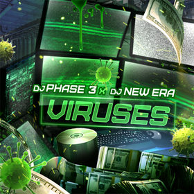 Viruses DJ Phase 3 front cover