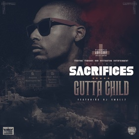 """Sacrifices"" Gutta Child 100 front cover"