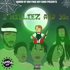 2 Milliez And 30z RudyCash_OTD front cover
