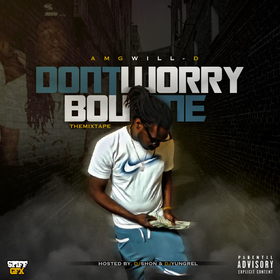 Dont Worry Bout Me AMG Will-D front cover