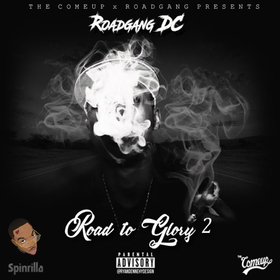 Road To Glory II Road Gang DC front cover
