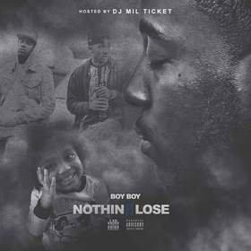 NOTHING TO LOOSE DJ Milticket front cover