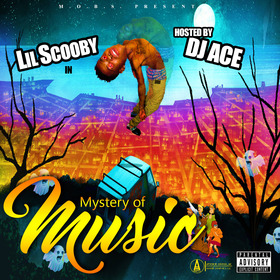 Mystery Of Music Scooby985 front cover