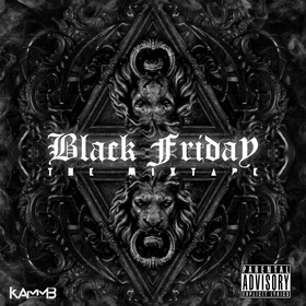Black Friday: The Mixtape Kammb Music Group front cover