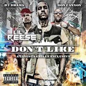 Don't Like Lil Reese front cover
