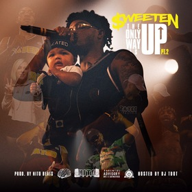 The Only Way Is Up Pt. 2 Sweeten front cover