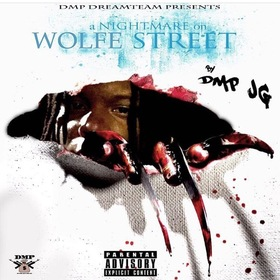A Nightmare On Wolfe Street DMP  front cover