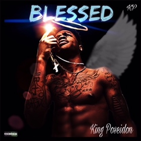 Blessed King-Poseidon front cover