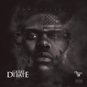 FDD Presents Great Debate (Hosted By Dj RedFx) Dj RedFx front cover