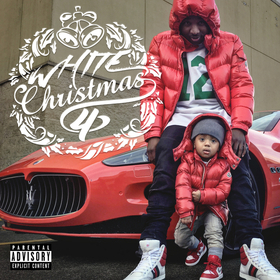 White Christmas 4 Troy Ave front cover