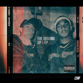 The Ground Up 2 EP Sean Brown front cover