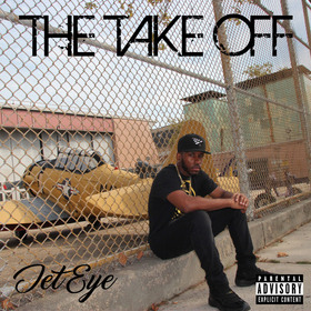 Jet Eye - The Take Off DJ BkStorm front cover