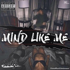 Mind Like Me Sadge front cover