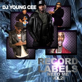 Dj Young Cee- Record Labels Need Me Vol 29 Dj Young Cee front cover