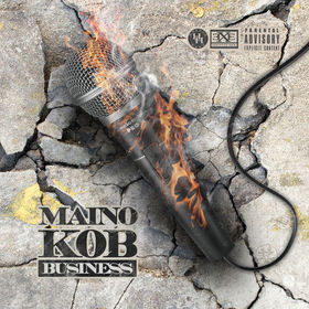 K.O.B. Business Maino front cover