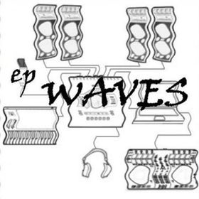 WAVES EP JAY$KOO front cover