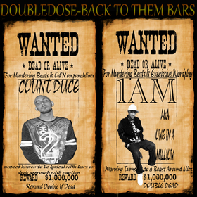 Back To Them Bars DoubledoseCT front cover