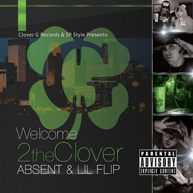 Welcome 2 The Clover Absent front cover
