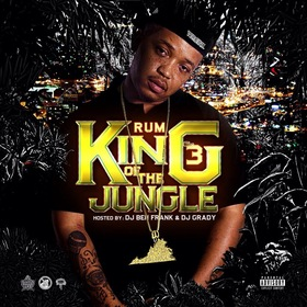 King Of The Jungle 3 Rum front cover