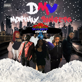 DMV Monthly Bangers (December Edition) DJ Benji front cover