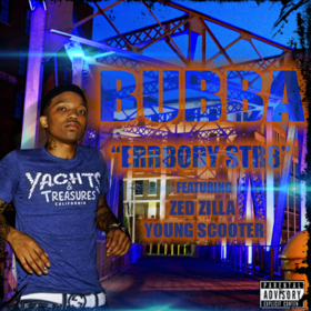 Errbody Str8 Bubba Mann front cover