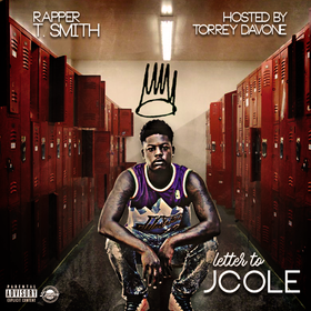 Letter To Jcole T. Smith front cover