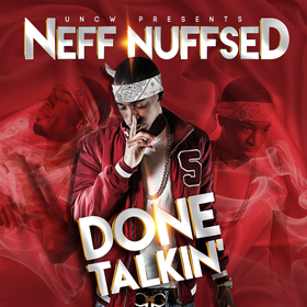 Done Talkin' Nuffsed front cover