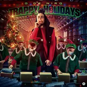 Trappy Holidays 3 D De Niro front cover